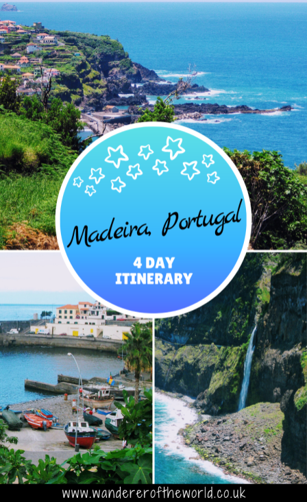 4 Days in Madeira Itinerary For First Time Visitors