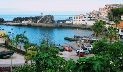 Camara do Lobos, Madeira