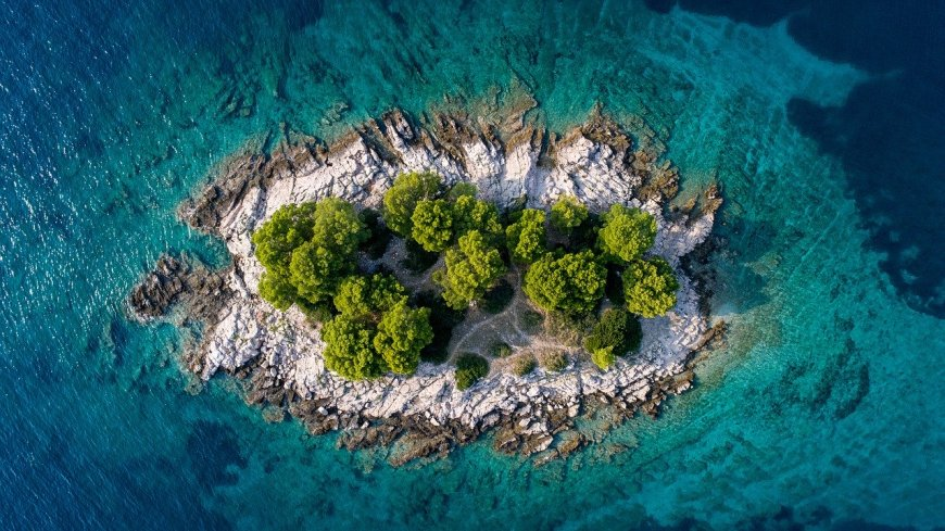 Croatia Islands