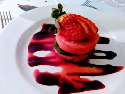 Valentine's Day Dinner at Walton Park Hotel, Clevedon