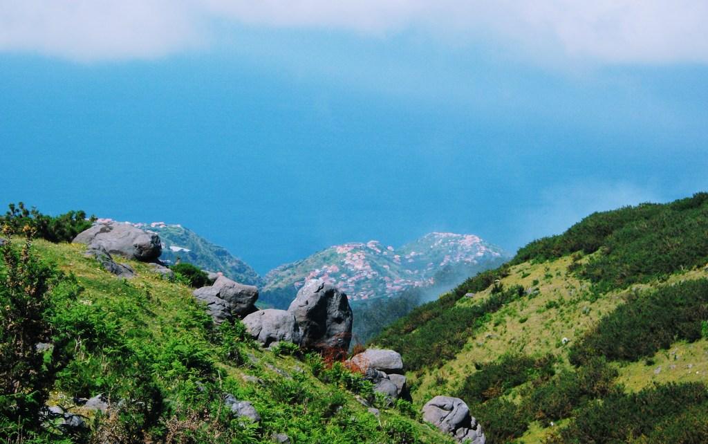 Encumeada views in Madeira