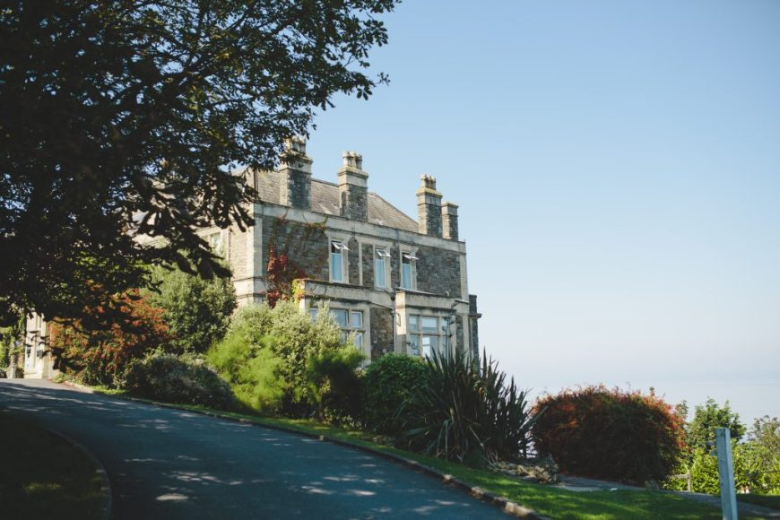 Walton Park Hotel in Clevedon, England