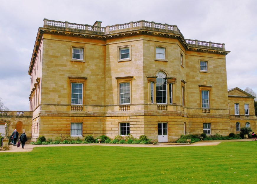 Basildon Park - Pride & Prejudice 2005 Filming Location