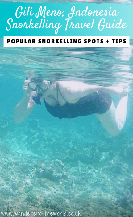 Gili Meno Snorkelling Travel Guide: Tips To Know Before You Go