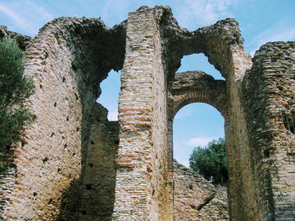 Grotto di Catullo in Sirmione