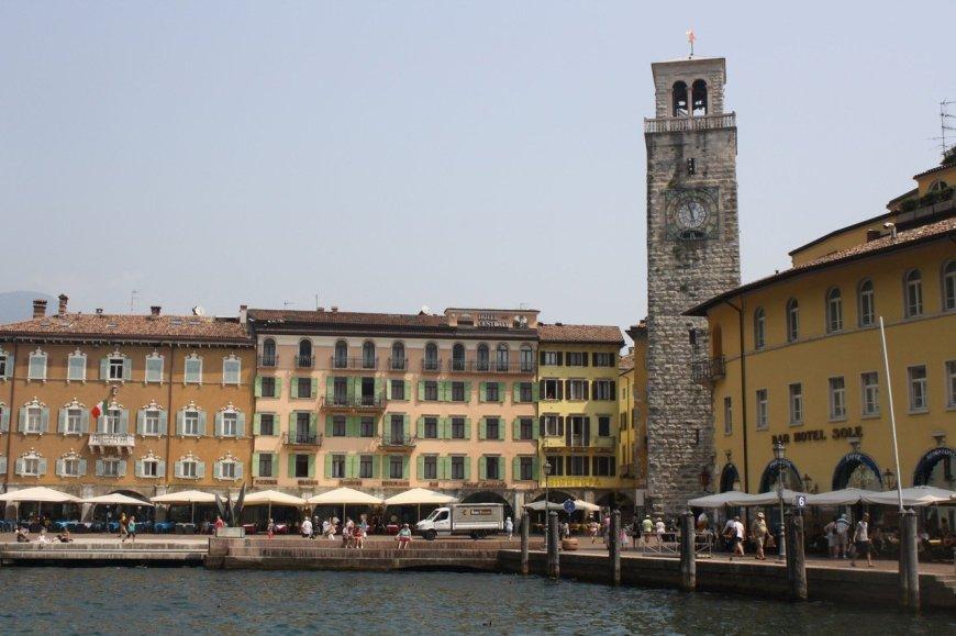 Pretty Lake Garda Towns - Riva del Garda