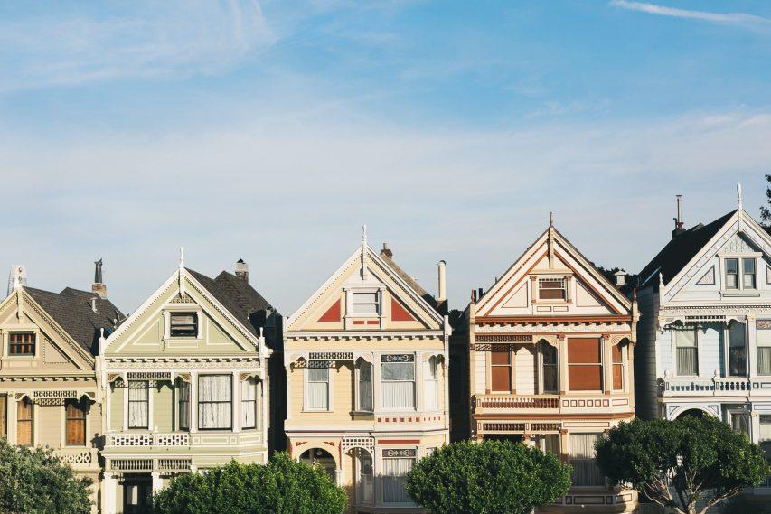 The Painted Ladies, San Francisco