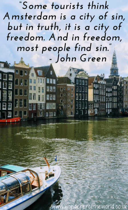 Quotes About Amsterdam