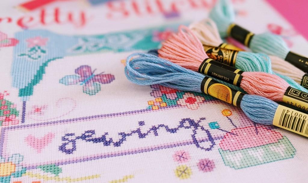 Cross Stitch Threads