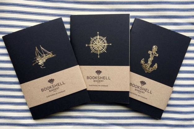 Travel Journal Groomsmen Gift