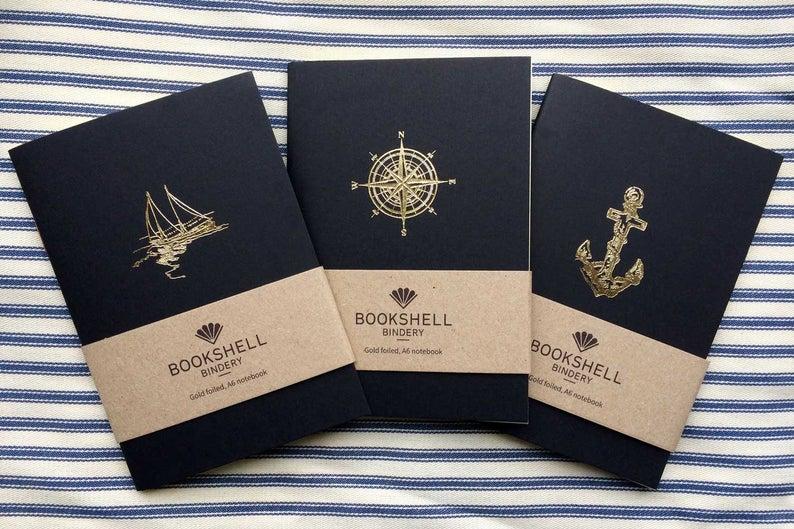Travel Journal Groomsmen Gift