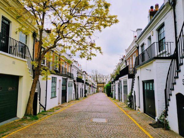Holland Park Mews, Kensington