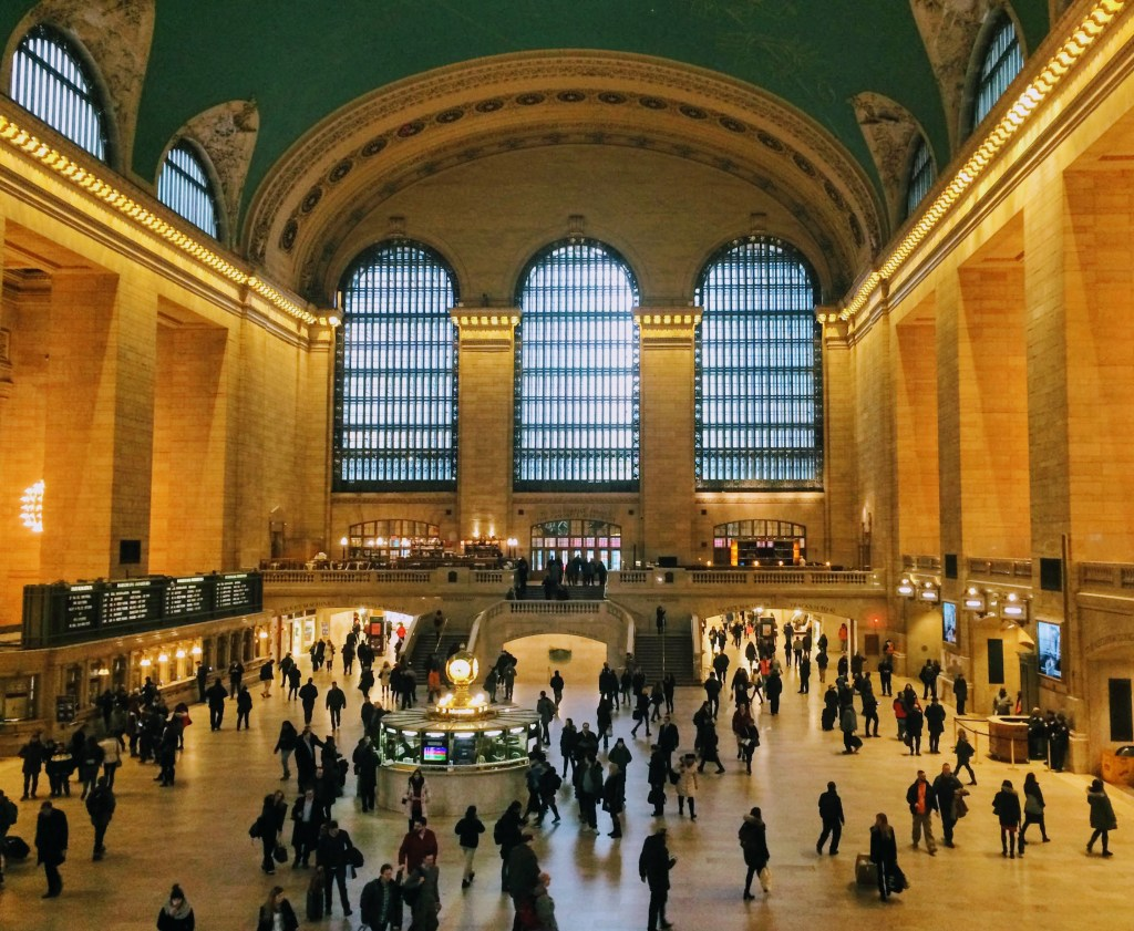 Dash & Lily Filming Locations: Grand Central Station