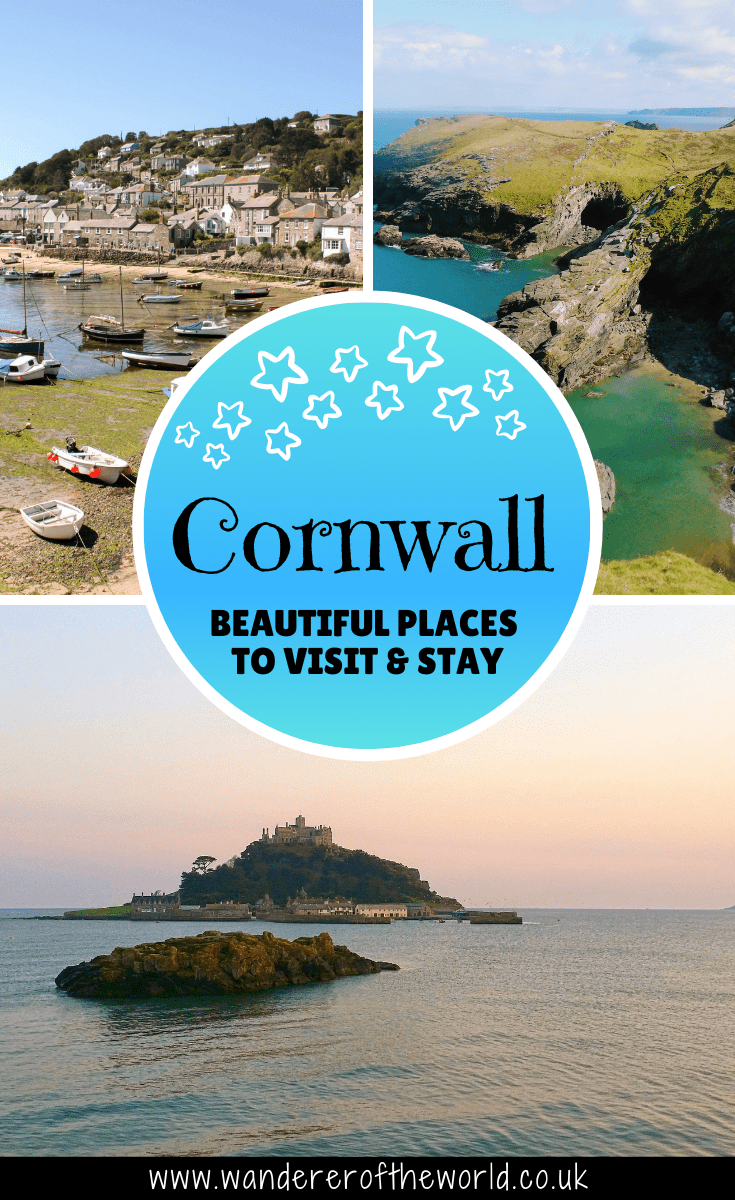 There are lots of beautiful places in Cornwall, which is why it's one of our favourite UK counties. Discover these Cornwall beauty spots now.   Cornwall England Beautiful Places   Most Beautiful Places in Cornwall   UK Travel   UK Bucket List