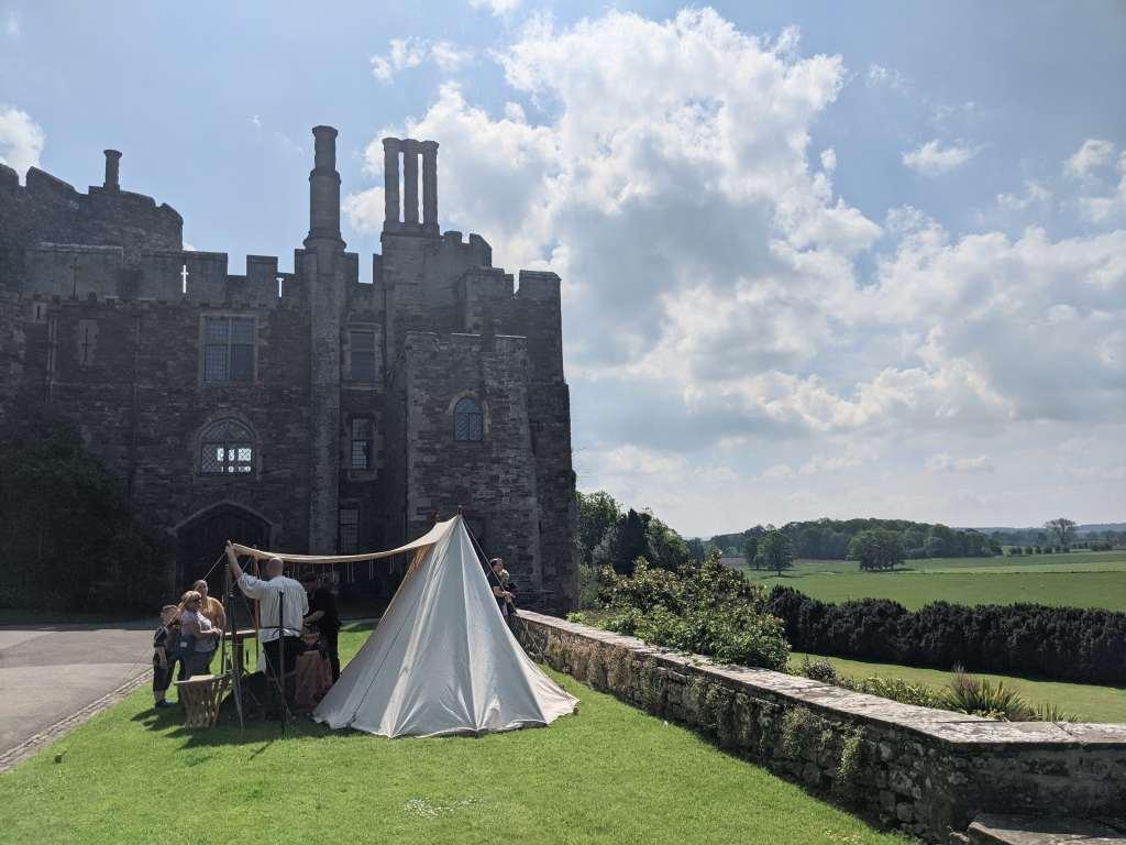 Poldark Filming Locations - Berkeley Castle in Gloucestershire