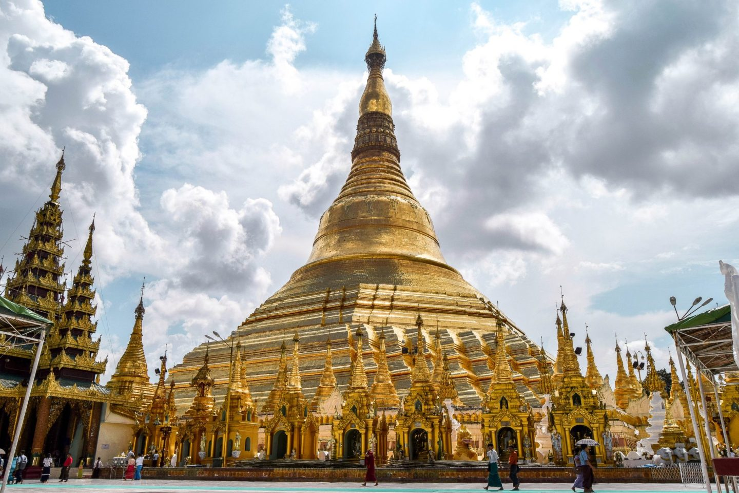 Wanderers & Warriors - Shwedagon Pagoda - Best Things To Do In Yangon Myanmar
