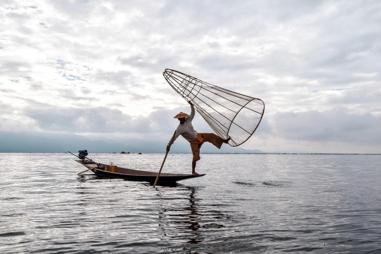 Wanderers & Warriors - Fishermen Myanmar - Things To Do In Inle Lake - Inle Lake Tour