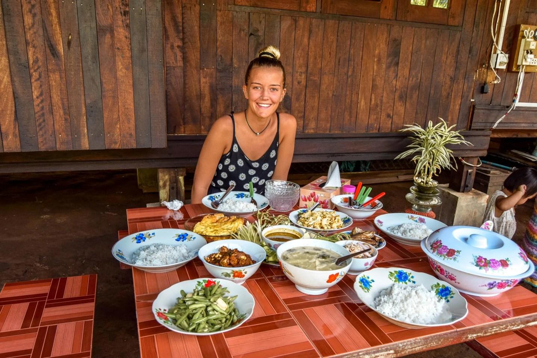 Wanderers & Warriors - Charlie & Lauren UK Travel Couple - Why To Visit Mawlamyine & Hpa An In Myanmar - Latt Ka Na Village
