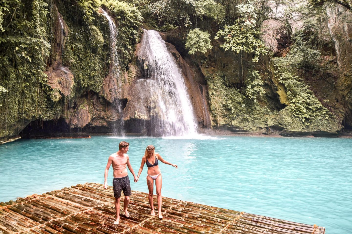 Wanderers & Warriors - Kawasan Falls & More Things To Do In Moalboal - Philippines Waterfall - Waterfalls in the Philippines