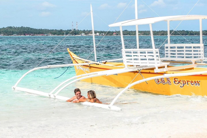 Wanderers & Warriors - Charlie & Lauren at Naked, Daku & Guyam Island, Siargao, Philippines