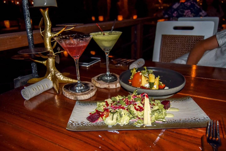 Wanderers & Warriors - Opia Jimbaran - Best Restaurants In Bali Food - Best Restaurants In Jimbaran