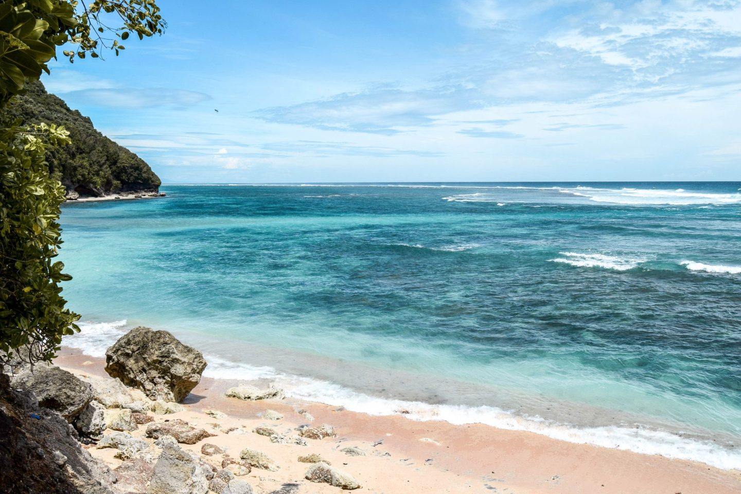 Wanderers & Warriors - Green Bowl Beach - Best Bali Beaches & Where To Find Them - best beach in bali - Uluwatu beaches