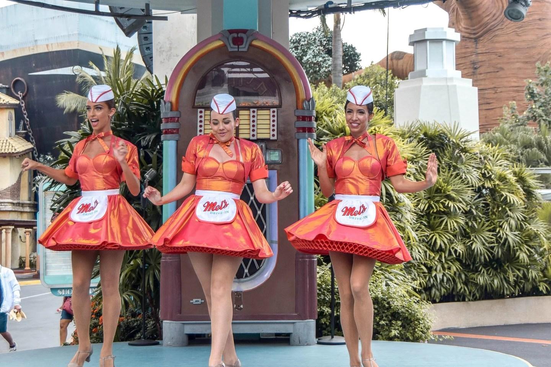 Wanderers & Warriors - Mel's Dinettes - Universal Studios Singapore - Best Rides & Guide
