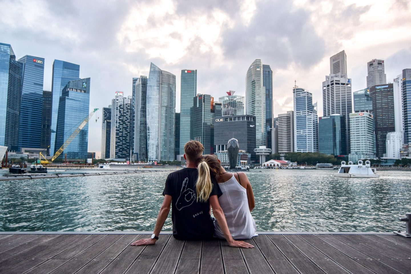 Wanderers & Warriors - Charlie & Lauren UK Travel Couple - Best Things To Do In Singapore