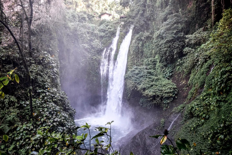 Aling Aling Waterfall Bali + Kroya Waterfall Jumps