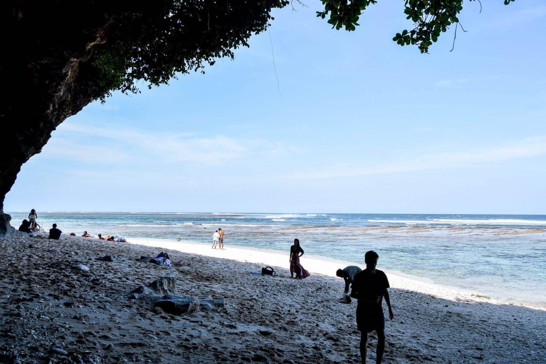 Wanderers & Warriors - Green Bowl Beach Bali - best bali beaches - best beach in bali - Uluwatu beaches - Uluwatu beach