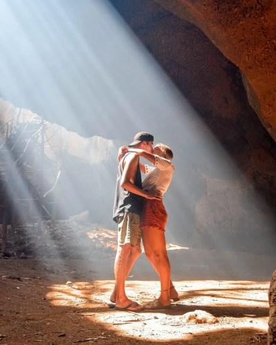 Wanderers & Warriors - Charlie & Lauren UK Travel Couple - Bangkang Cave Lombok Bat Cave Lombok Bat Cave - Mystical Neverland Batcave Lombok