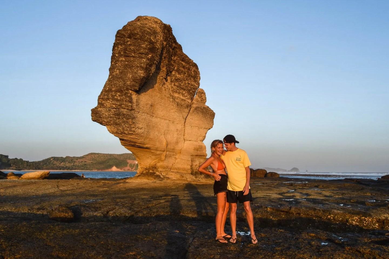 Batu Payung Lombok – The Famous Lombok Rock