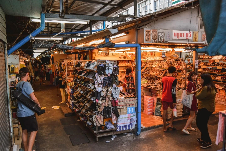 Wanderers & Warriors - Creative District Bangkok Creative District - Klong San Market
