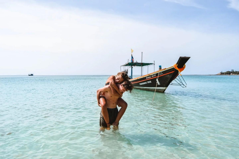 Chaloklum Beach Koh Phangan – The Heart Of The North