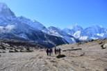 Mt Amadamblam and Mt Kangtega in the Background
