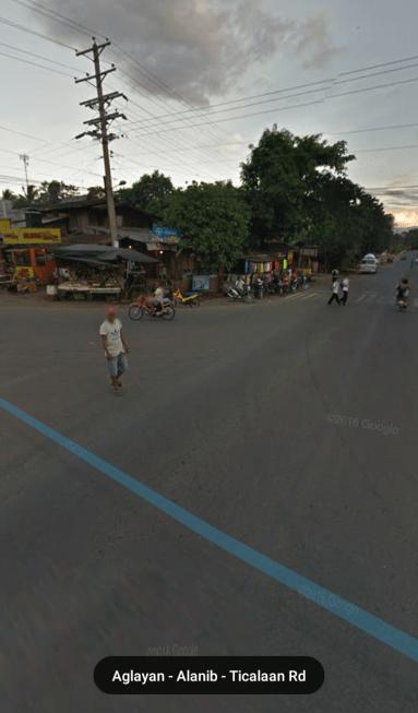 Aglayan Junction