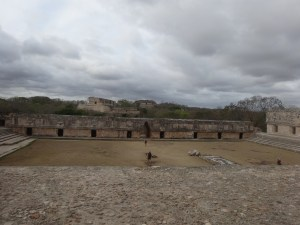 The Nunnery. Uxmal