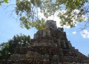 Destinations: Muyil. Quintana Roo