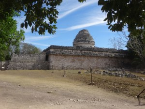 Caracol. The Observatory. Chichen Itzá