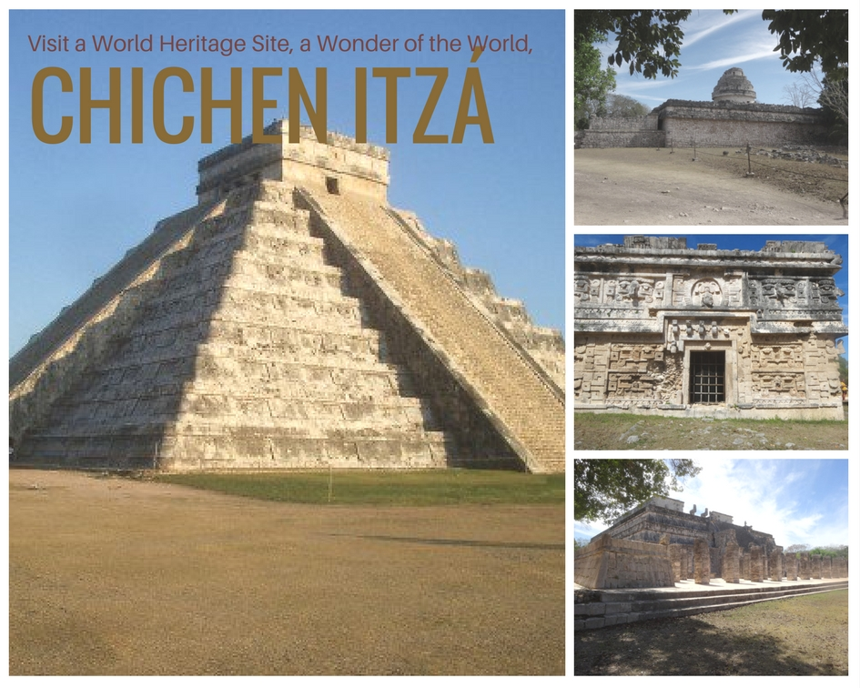 Revisiting Chichen Itzá and Its Pyramid of Kukulcan
