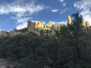 Chiricahua Mountains, Arizona