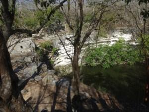 The Sacred Cenote. Chichen Itzá