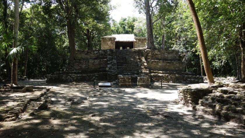 Temple 8. Muyil