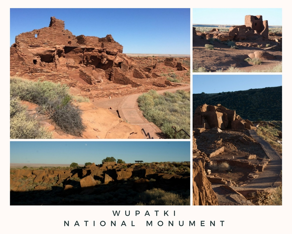 Visit Wupatki National Monument in Arizona