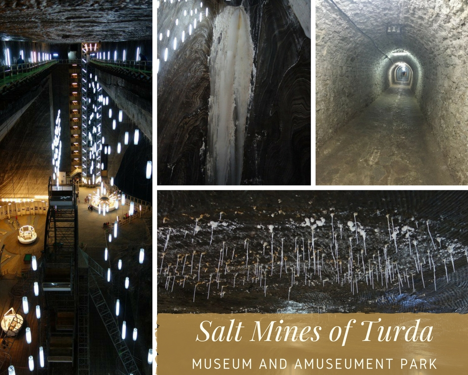 The Old Salt Mine in Turda, Romania, An Unusual Tourist Destination