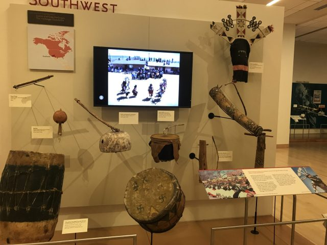 US Southwest Exhibit at the MIM