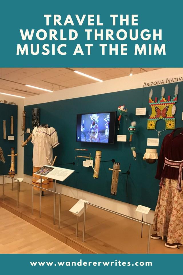 Musical Instrument Museum Phoenix - Travel the World through Music