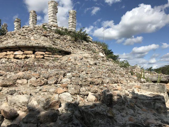 Aké Ruins, Yucatan