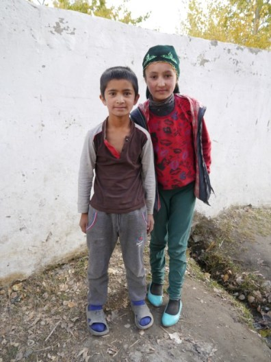 We encountered so many bright, friendly children in the Pamirs which really added to the joy of travelling there..