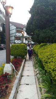 Copthorne Cameron Highlands Hotel Lamp Post